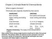 Chapter1-Model for chemical bonds