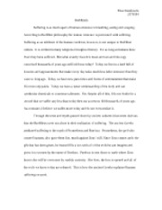 confucianism essay confucianism the basis of confucian  4 pages buddhism essay 5