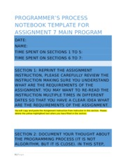 RevisedTemplate_Assignment7_Programmer_Note_Book