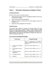 20140906053301_Topic 1 Information Asymmetry and Agency Theory