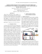 GREEN HOME ENERGY MANAGEMENT SYSTEM Cloud Android Mining Embedded IEEE.pdf