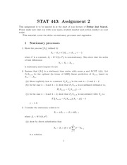 STAT 443 assignment2