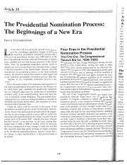 Stinebrickner, The Presidential Nomination Process.pdf