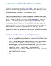 0_Making notes about tasks of Business experts.pdf