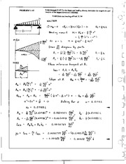 1155_Mechanics Homework Mechanics of Materials Solution