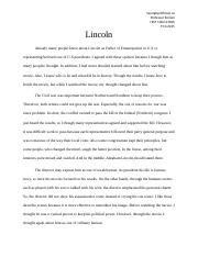 Lincoln.docx