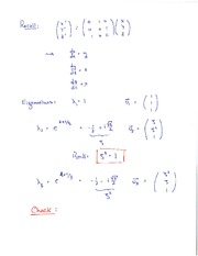MATH 212 Lecture 25 Notes