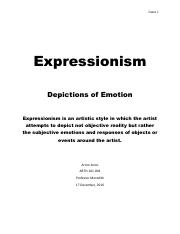 Expressionism Depictions of Emotion.pdf