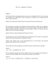Phys_114_Assignment_2_Solutions