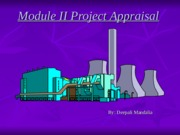 Module II Project Appraisal