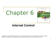 Chapter 6 Key Point Slides