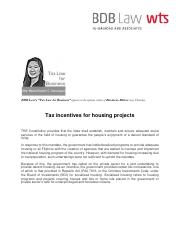 423. Tax incentives for housing projects DCT 1.30.14.pdf