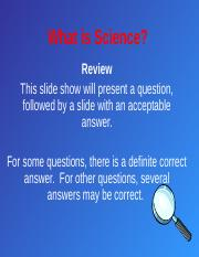 What is Science-ppt (1)