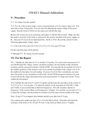 158-EC1 Manual Addendum rev 2