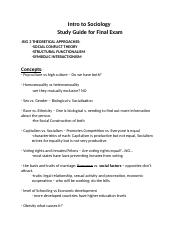 Intro to Soc Final study guide.docx
