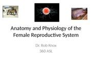 1A.Anatomy and Physiology of the Female Reproductive System (Student 2014)