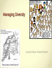 Session 3 - Diversity & Equality - The Business Case.ppt