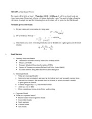 Final Exam-Preview-FIN319A_S2014