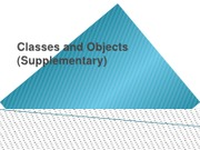 Classes_and_Objects_Supplementary_