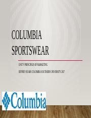 Columbia  Pronciples of marketing.pptx