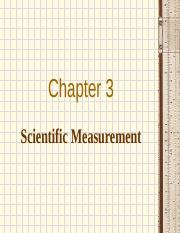 Scientific Measurement.ppt