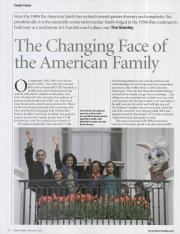 Changing Face of American Family