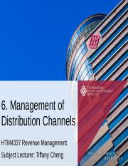 6. Management of Distribution Channels-bb