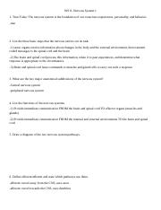 Bio181 lab post lab 6 - 1 Restriction enzymes come from bacteria ...