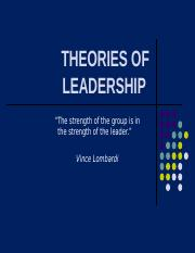 3 Leadership Theory (St)1.ppt