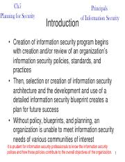 ch05+notes Planning For Security.pdf