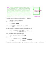 MECH 233 Spring 2014 Tutorial 4 Solutions