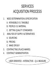 Services acquisition.ppt