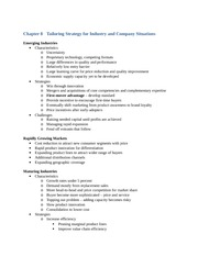 Bus 331 Chapter 8 Notes
