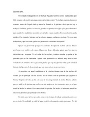 spanish 313 composition 2 FINAL DRAFT