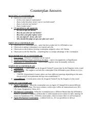 Affirmative Answers Cheat Sheet - DAs, Counterplans  Kritiks (Phillips)[1].doc