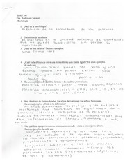 SPAN 381 ch.1 studyguide