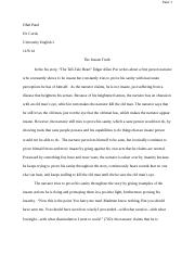 English Essay - Insanity.docx