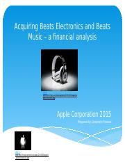 Apple Corporation FIN1101 from brook.pptx
