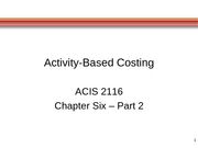 ACIS 2116 Chapter 6 Part 2 with blanks