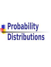 5. Probability Distributions.ppt