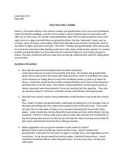 Case Study 10.1 lifespan nutrition.docx