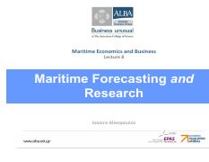 L8 - Maritime Forecasting and Research.pdf