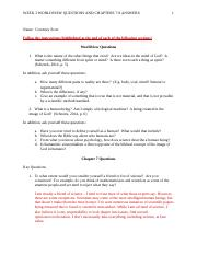 WEEK 3 WORLDVIEW QUESTIONS AND CHAPTERS 7-9 ANSWERS.docx
