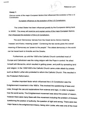 essay on article short answer test scanned by camscanner 3 pages essay 1 us constitution