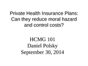 09.30.14.Private health insurance plans
