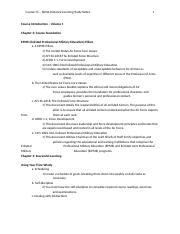 Course 15, NCOA Flashcards - Cram.com