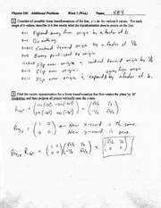 Worksheet 2 Solution