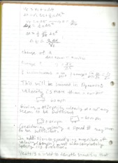 physics 1 notes #8