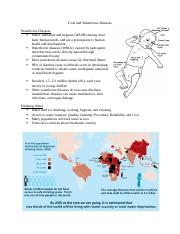 #14 Food and Waterborne Diseases.docx