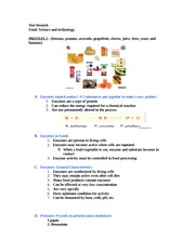 nutrition notes- proteins